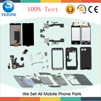 Large Wholesale LCD with Touch Screen Digitizer Assembly For Samsung I9070 Galaxy S Advance LCD Display Replacement, i9070 LCD