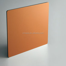 4mm PVDF ACP aluminum composite exterior wall panel