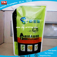 Laminated stand up spout pouch for chicken stock food packaging bag