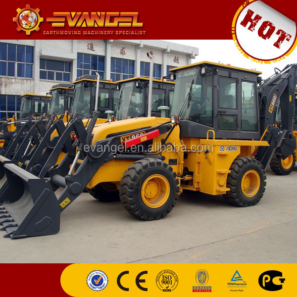 used construction equipment XCMG small backhoe loader used equipment for sale