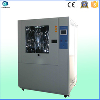 IEC60529 Exterior car parts dust resistance test chamber