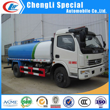 small water tank truck 5ton dongfeng 6-wheel water sprinkler truck 5000Liter