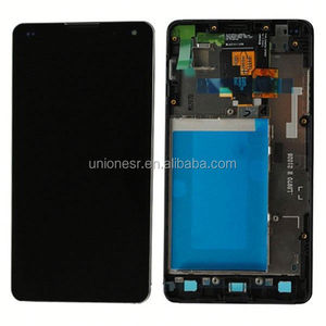 Hot sale accept paypal for lg e975 lcd display with touch screen digitizer