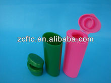 Colorful Effervescent tablets bottle 40g for the use of medicine packaging , for containing Vitamin pills