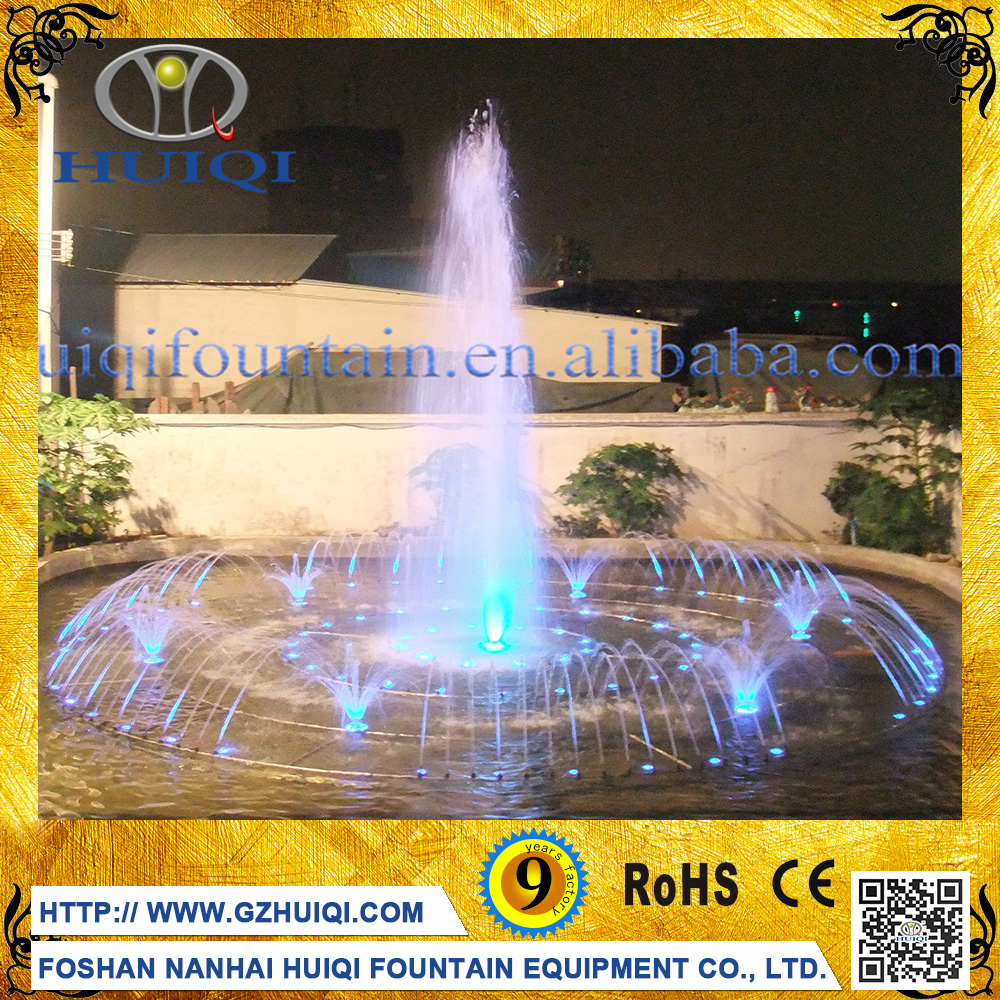Stainless Steel Three Layer Flower Garden Water Dancing Fountain Nozzle Prices