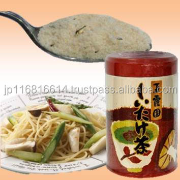 """Shiitakecha"" 60g shiitake mushroom spice food seasoning also be used as seasoning for home cooking condiment"