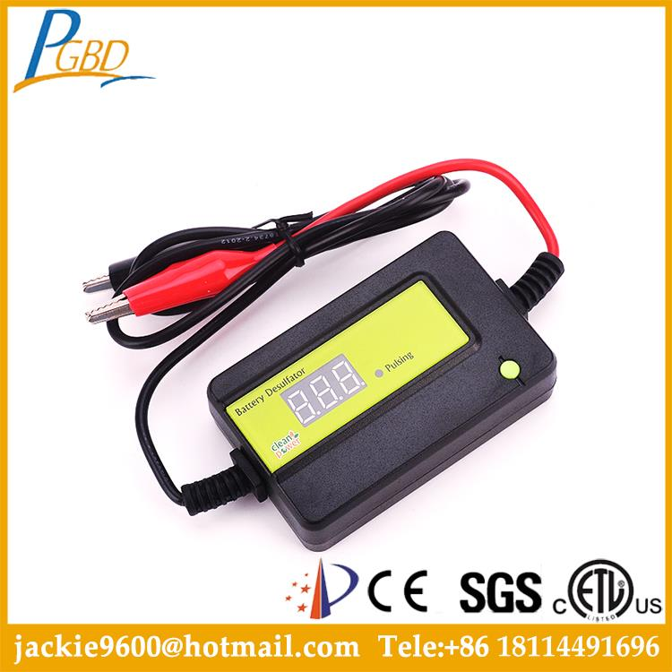 NJDJ- Factory price serviceable 12v 0.2A battery reconditioning equipment