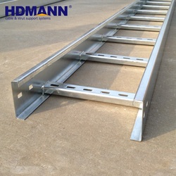 Aluminum GI SS HDG Cable Ladder with Cover and Rung