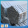 ISO certification building materials prices black galvanized steel pipe handrail