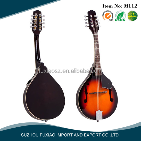 OEM High Quality Wholesale Musical Instrument Guitar Mandolin