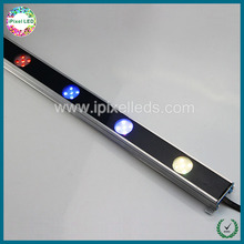 SMD 5050 40 leds with lens ring lighting dmx control led linear light for building lighting