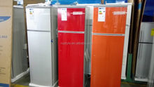 BCD-275W, Colored refrigerator , Top Freerzer Refrigerator, with water dispenser, Defrost