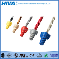 Best Selling Double Wing Screw Wire Connector with Certification