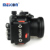 Meikon 100M Underwater diving waterproof aluminum Camera Housing for Sony RX100 Mark II MarkII RX100M2 Camera