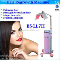 cold laser diode laser hair regrowth mahine