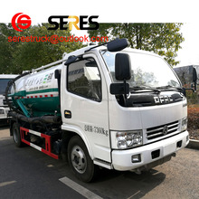 4x2 6x4 LHD RHD Toilet Sucker Vehicle Sewage Fecal Suction Truck Manufacturer