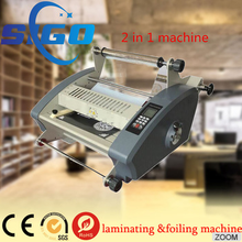 Laminating&foiling machine Sigo