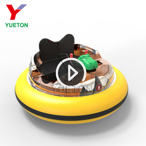 2018 New Product Customized Battery Ice Bumper Car With Laser Gun Game For Sale