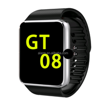 Top android bluetooth smart watch for running sport smartwatch camera review GT08
