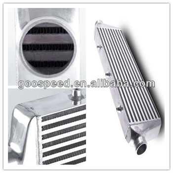 Bar and Plate design Aluminum Racing Intercooler