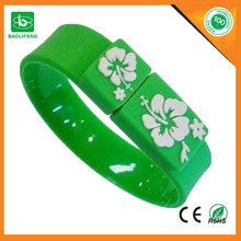 bracelet usb flash drive china factory 250gb usb flash drive