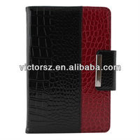 For Samsung Tab 3 7.0 Bluetooth Keyboard Case, Rotating Leahter Case