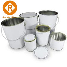 Round tin can for Paint /Glue/ Thinner /Adhesive/Solvent Chemical packing