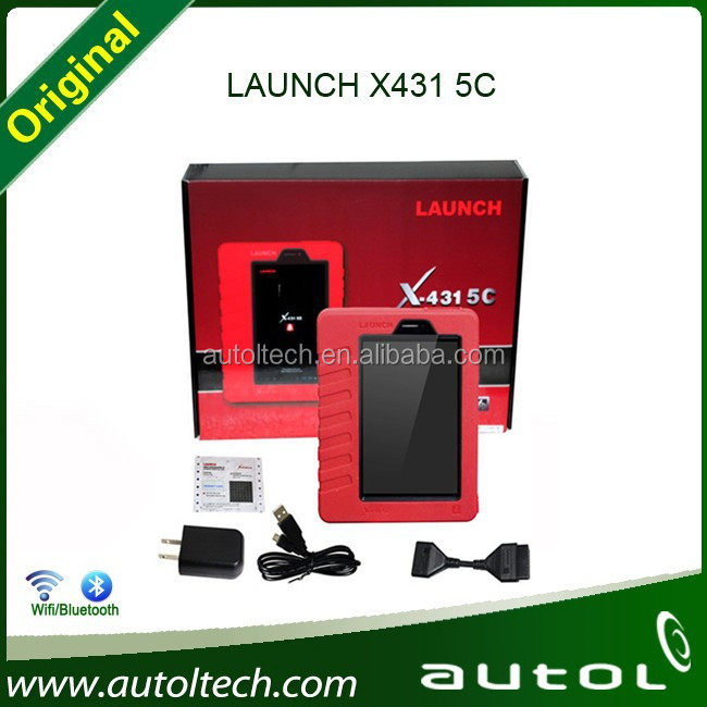 Newest Launch Scanner Tool Launch X431 5C Auto Diagnostic Scanner Au-di Device