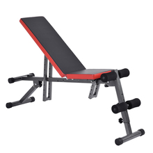 MEDEKY bodybuilding incline multi adjustable weight flat bench press