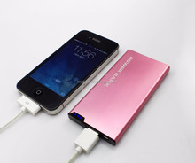 Polymer battery 4000 mAh Portable Power Bank, 4000mAh Power Banks,slim power bank with CE&RoHS factory price