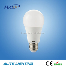 led lighting bulb E27 E14 aluminum lamp IC driver