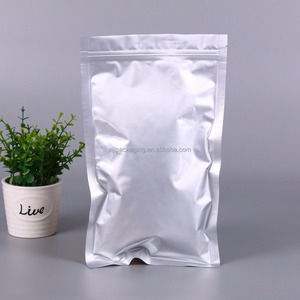 Food Grade Airtight Zippered Metallized Reclosable Food Bags