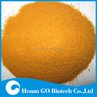 PAFC Water Treatment Chemicals Polyaluminum Ferric