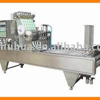 Automatic Beverage And Food Packing Machine