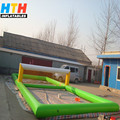 cheap price beach toys inflatable beach volleyball court