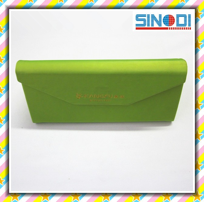 folding case for sunglasses triangle