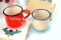 2013 hot sale factory price cork cup coasters
