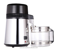 Stainless steel table top Water distiller