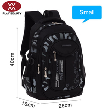 School 1-3-6 Grade Elementary Student Customization Dry Backpack Bag