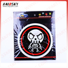 HAISSKY Universal Skull Gas Fuel Tank Pad Sticker For Motorcycle Motorbike