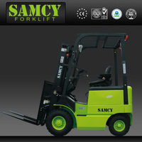 cheap price electric forklift with 1.8t