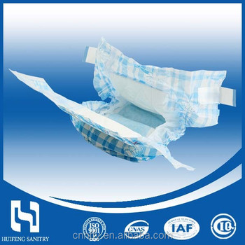 Cheapest Price High Quality Super Absorbent Disposable Baby Diapers for Wholesale