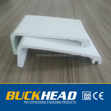 2017 Hot Sales Cheap UPVC Barge Board for African Market