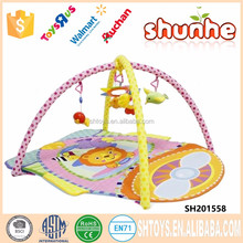 2017 Plastic Toy Play Mat Baby Activity Gym