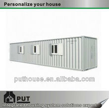 prefabricated mobile container site office