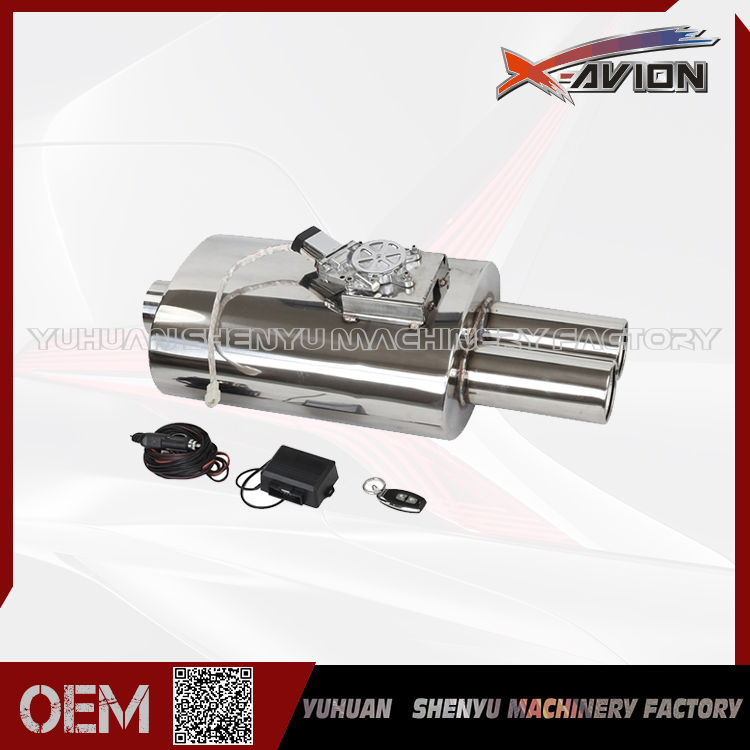 Factory Direct Sale Remote Controlled Unit Muffler Assembly