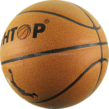 Customize leather basketball