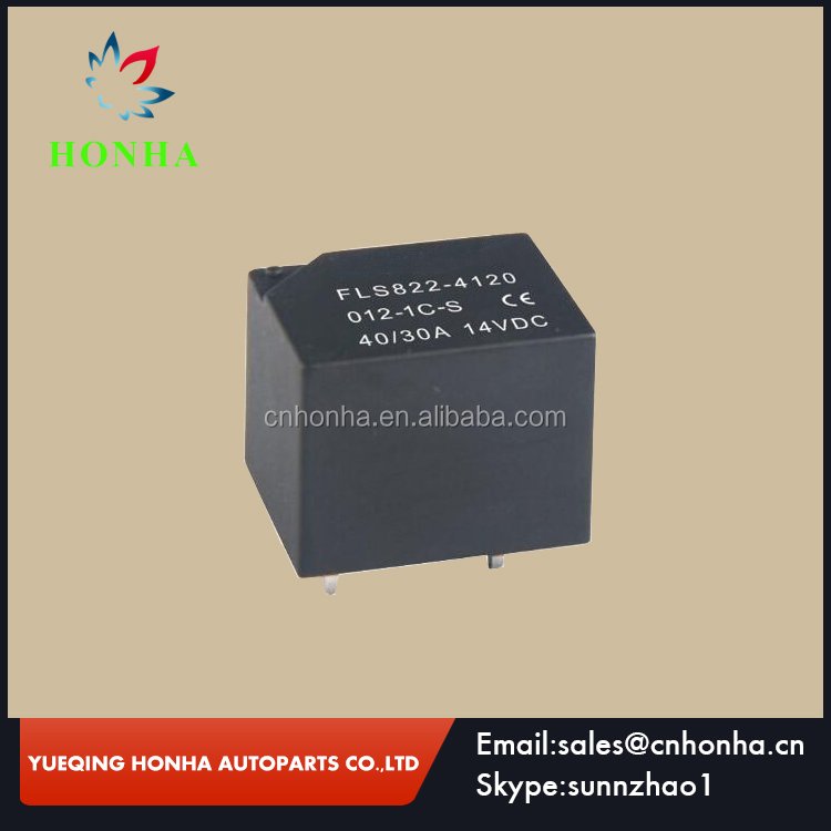 high quality flasher relay for volvo auto relay 12v 40a jd 1929