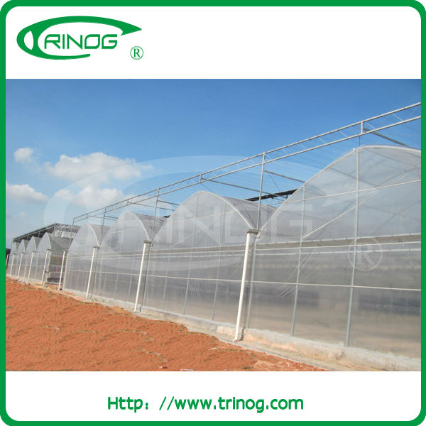 Agricultural uv protection greenhouse plastic film