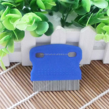 New arrive flea and tick comb plastic lice comb